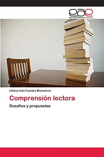 9783659019814: Comprensión lectora: Desafíos y propuestas (Spanish Edition)