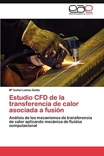 Estudio CFD de la transferencia de calor: Lamas Galdo, Mª