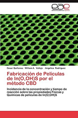 Fabricacion de Peliculas de In(o, Oh)S Por El Metodo CBD: Angelica Rodriguez