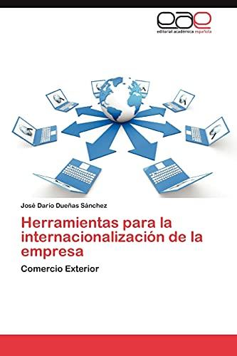 9783659026669: Herramientas Para La Internacionalizacion de La Empresa
