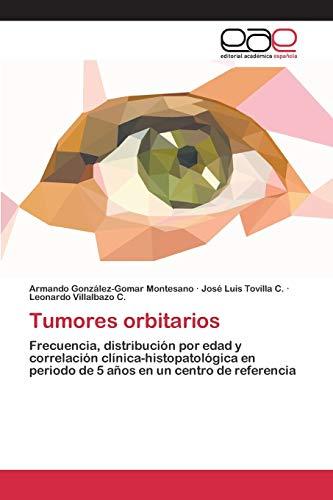 Tumores orbitarios: González-Gomar Montesano, Armando