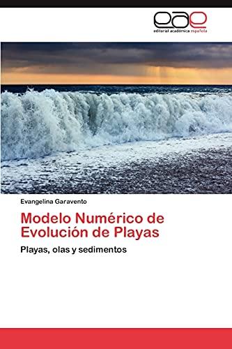 9783659030161: Modelo Numerico de Evolucion de Playas