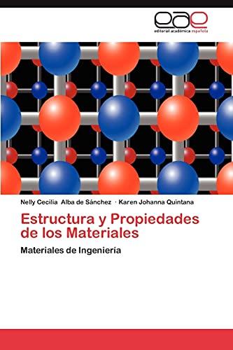 Estructura y Propiedades de Los Materiales: Karen Johanna Quintana