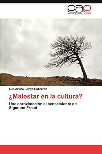 Malestar en la cultura?: Pelayo Gutiérrez, Luis