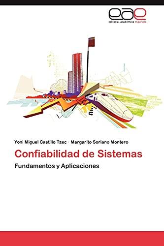 9783659036491: Confiabilidad de Sistemas: Fundamentos y Aplicaciones (Spanish Edition)