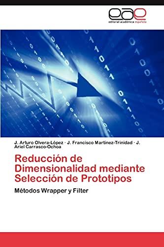 9783659036934: Reducción de Dimensionalidad mediante Selección de Prototipos: Métodos Wrapper y Filter (Spanish Edition)