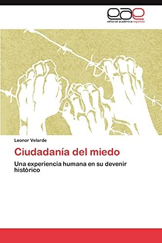 Ciudadania del Miedo: Leonor Velarde