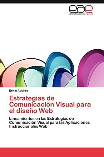 9783659041747: Estrategias de Comunicacion Visual Para El Diseno Web