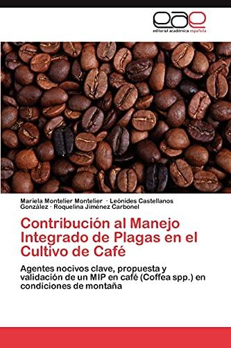 Contribución al Manejo Integrado de Plagas en: Montelier Montelier, Mariela