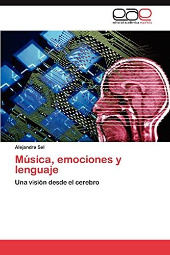 9783659044458: Musica, Emociones y Lenguaje