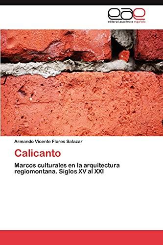 Calicanto: Armando Vicente Flores Salazar
