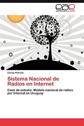 Sistema Nacional de Radios En Internet: Carlos Petrella