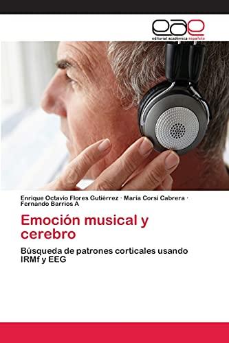 9783659049859: Emocion Musical y Cerebro