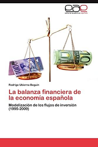 La Balanza Financiera de La Economia Espanola: Rodrigo Ubierna Beguin