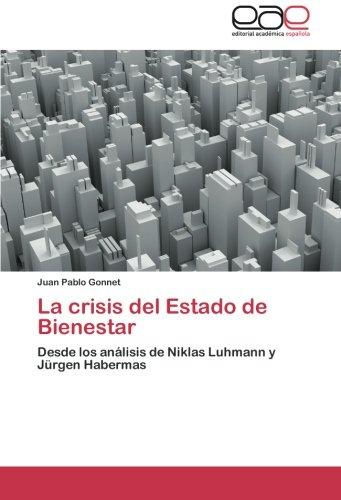 9783659051203: Gonnet, J: Crisis del Estado de Bienestar