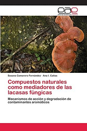 9783659052040: Compuestos naturales como mediadores de las lacasas fúngicas: Mecanismos de acción y degradación de contaminantes aromáticos (Spanish Edition)