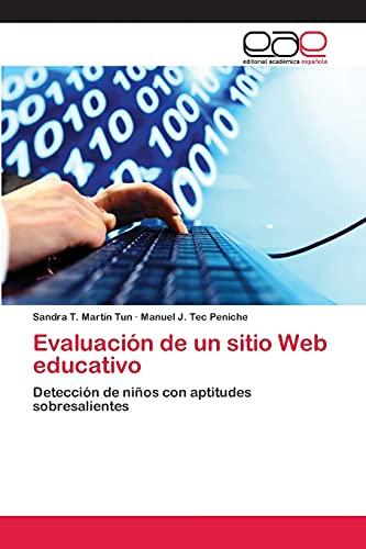 9783659052798: Evaluacion de Un Sitio Web Educativo