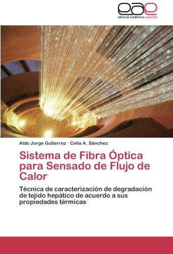 Sistema de Fibra Óptica para Sensado de: Gutierrez, Aldo Jorge