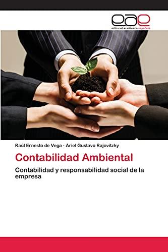 9783659057595: Contabilidad Ambiental: Contabilidad y responsabilidad social de la empresa (Spanish Edition)