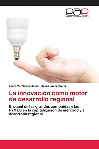 La Innovacion Como Motor de Desarrollo Regional: Laura Varela Candamio