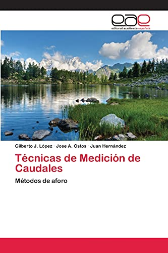 9783659063435: Técnicas de Medición de Caudales: Métodos de aforo (Spanish Edition)