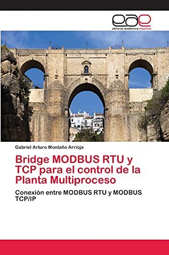 9783659065965: Bridge MODBUS RTU y TCP para el control de la Planta Multiproceso: Conexión entre MODBUS RTU y MODBUS TCP/IP (Spanish Edition)