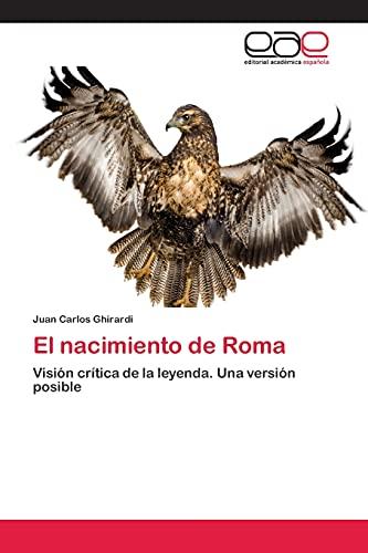 9783659066078: El Nacimiento de Roma