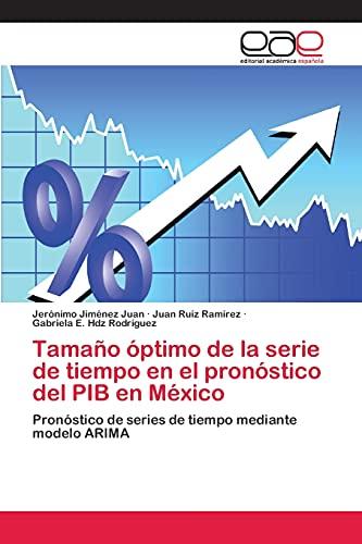 Tamano Optimo De La Serie De Tiempo: Jimenez Juan Jeronimo,