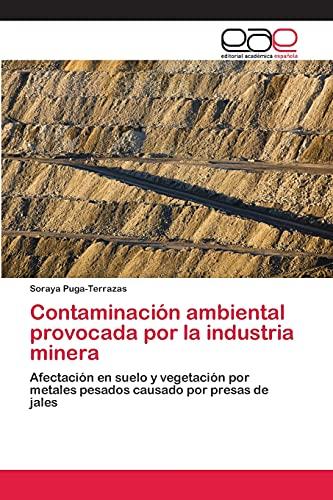 Contaminacion Ambiental Provocada Por La Industria Minera (Paperback): Puga-Terrazas Soraya