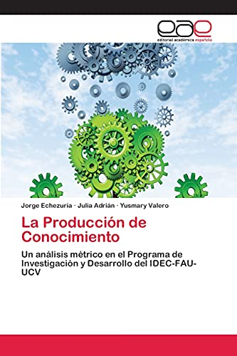 Produccion De Conocimiento: Echezuria Jorge, Adrian