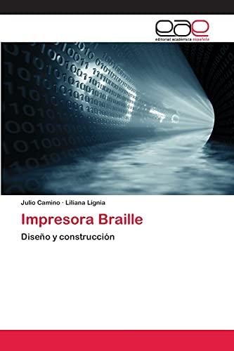9783659074011: Impresora Braille (Spanish Edition)