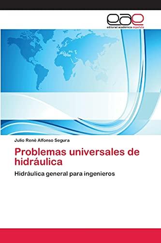 9783659077265: Problemas universales de hidráulica: Hidráulica general para ingenieros (Spanish Edition)