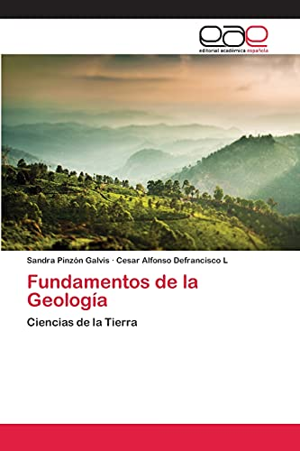 9783659078828: Fundamentos de La Geologia