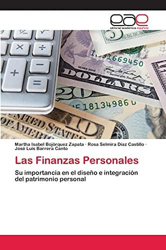 9783659079399: Las Finanzas Personales