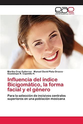 Influencia del índice Bicigomático, la forma facial: Martha Cruz Gutierrez,