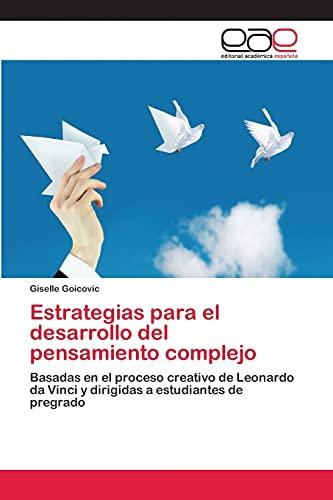 9783659086854: Estrategias Para El Desarrollo del Pensamiento Complejo