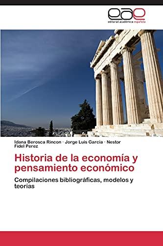 Historia de la economÃÂa y pensamiento econÃÂ