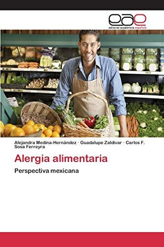 9783659097263: Alergia alimentaria: Perspectiva mexicana (Spanish Edition)