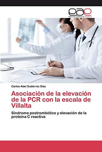 Asociación de la elevación de la PCR: Gutiérrez Díaz, Carlos