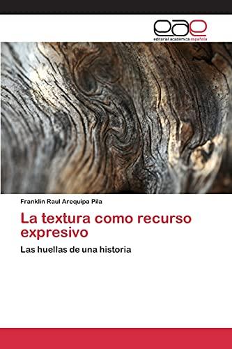 9783659099670: La textura como recurso expresivo: Las huellas de una historia (Spanish Edition)