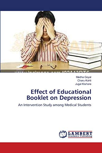 Effect of Educational Booklet on Depression: Goyal, Medha /