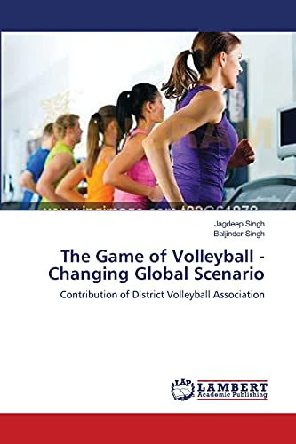 The Game of Volleyball - Changing Global: Jagdeep Singh