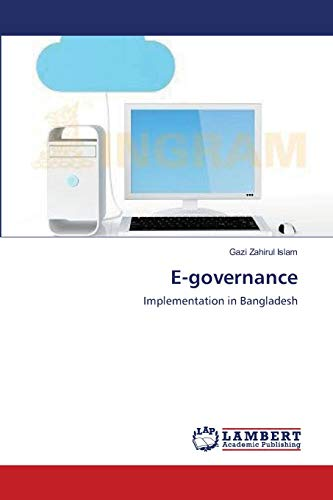 9783659111136: E-governance: Implementation in Bangladesh