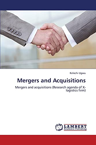 Mergers and Acquisitions: Kelechi Ugwu
