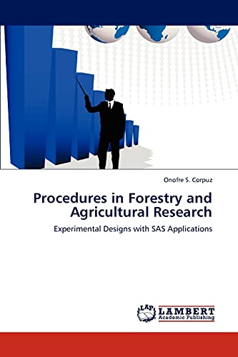9783659118920: Procedures in Forestry and Agricultural Research: Experimental Designs with SAS Applications