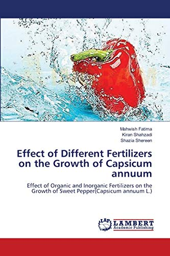 Effect of Different Fertilizers on the Growth of Capsicum annuum: Mahwish Fatima