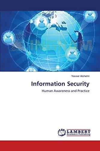 Information Security: Yasser Alshehri