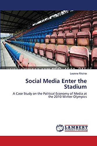 Social Media Enter the Stadium: Leanne Ritchie