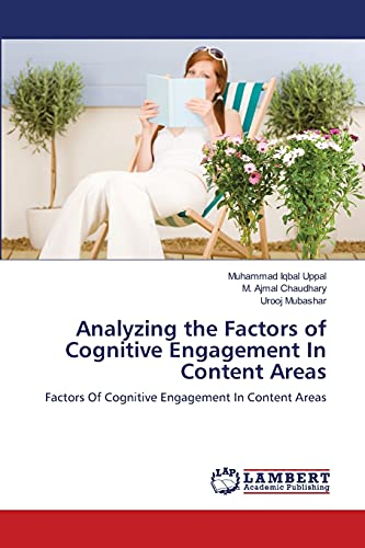 Analyzing the Factors of Cognitive Engagement In: Muhammad Iqbal Uppal,