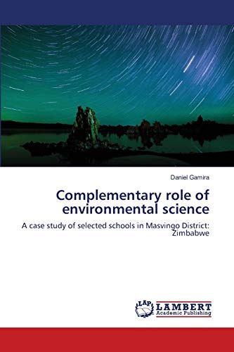 Complementary Role of Environmental Science: Daniel Gamira